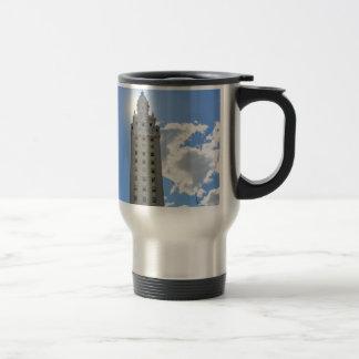 Cuban Freedom Tower in Miami 4 Travel Mug