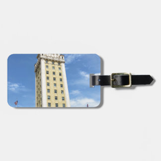 Cuban Freedom Tower in Miami 6 Bag Tag