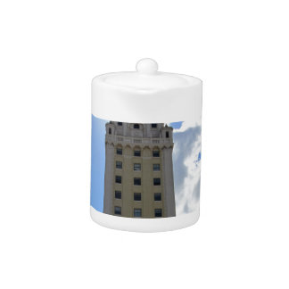 Cuban Freedom Tower in Miami Teapot
