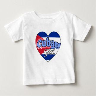 Cuban Girl Baby T-Shirt