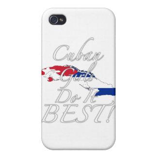 Cuban Girls Do It Best! iPhone 4 Cases