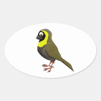 Cuban Grassquit Sticker