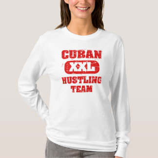 Cuban hustling team T-Shirt