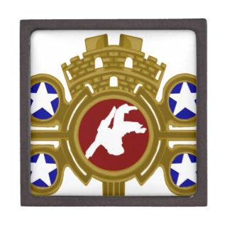 Cuban Judo.png Premium Jewelry Box