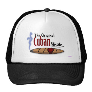 Cuban Missile Trucker Hat