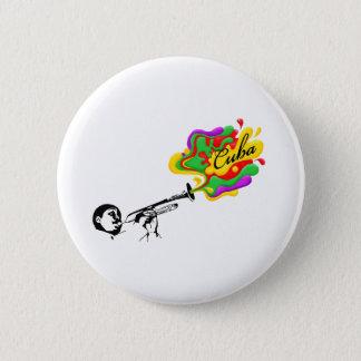 Cuban Music Button