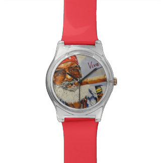 Cuban Performer Wristwatch