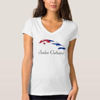 Cuban Salsa Shirt