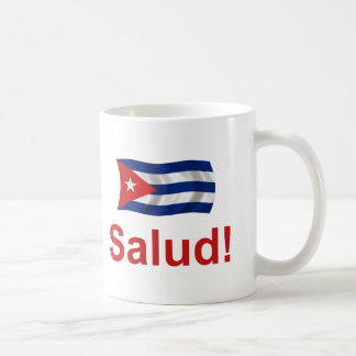 Cuban Salud! Coffee Mug