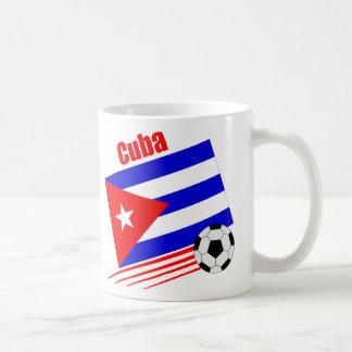 Cuban Soccer Team Coffee Mug