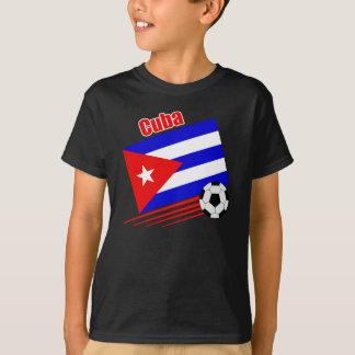 Cuban Soccer Team T-Shirt