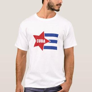 Cuban Style Flag T-Shirt