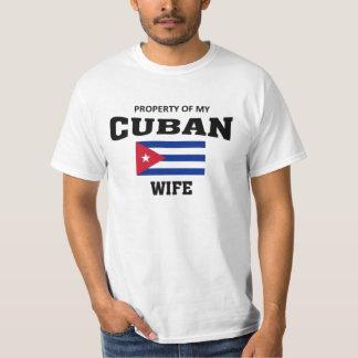 Cuban wife T-Shirt