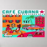 cubana del café impresiones