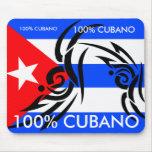 Cubano 100% Mousepad Tapetes De Raton