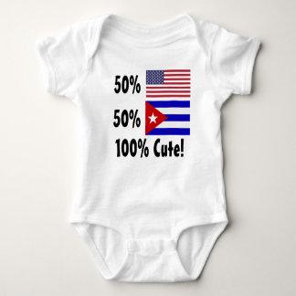 Cubano del americano el 50% del 50% el 100% lindo polera