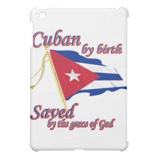 Cubano por el nacimiento ahorrado por la gracia de