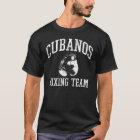 Cubanos Boxing Team T-Shirt