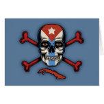 Cubanos del Caribe Felicitación