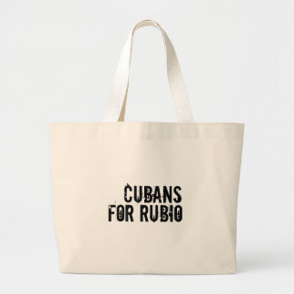 Cubanos para Rubio Bolsa