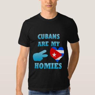 Cubans are my Homies Tshirt