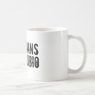 Cubans For Rubio Classic White Coffee Mug