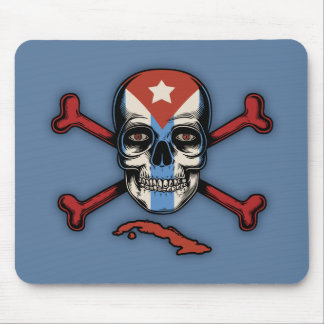Cubans of the Caribbean Mouse Pad
