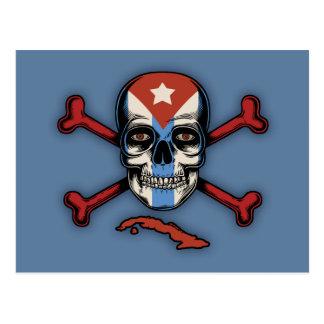 Cubans of the Caribbean Postcard