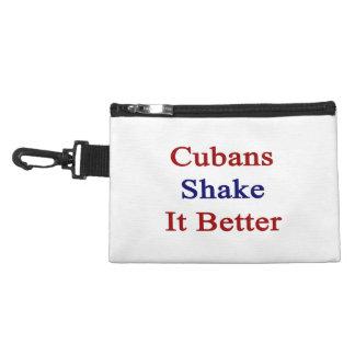 Cubans Shake It Better Accessories Bag