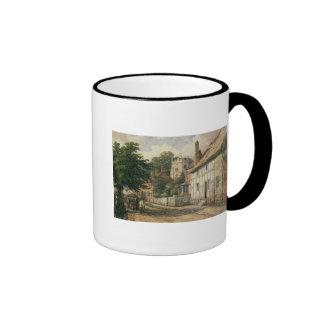Cubbington, Warwickshire Coffee Mug