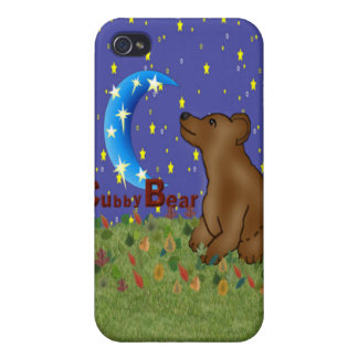 Cubby Bear Case For iPhone 4