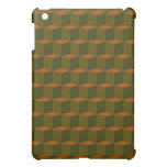 Cube 3 Dimensional 3D Pattern Design Case For The iPad Mini