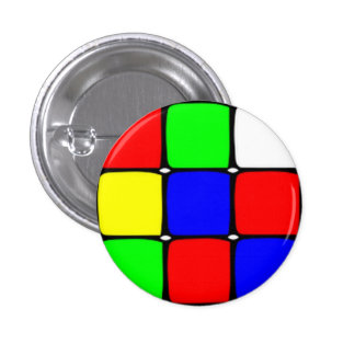 Cube Badge Buttons