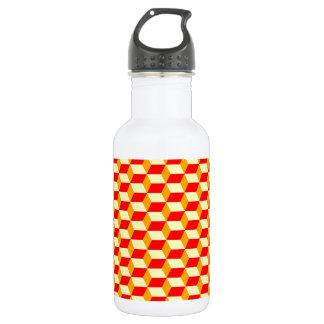 Cube Box 18oz Water Bottle