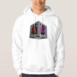 Cube Champion Logo Hoodie