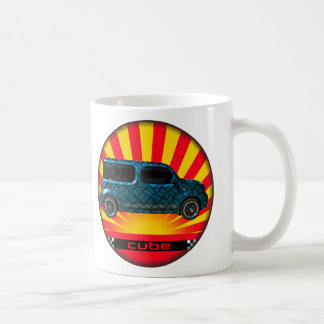 Cube Coffee Mug
