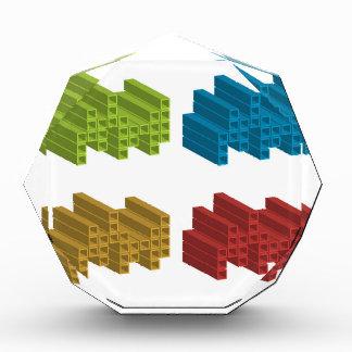 Cube composition award
