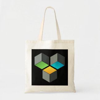 Cube Composition bag