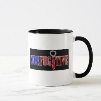 Cube Fugitive Logo Mug