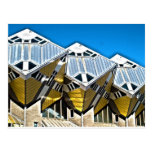 Cube Houses Rotterdam Postcard