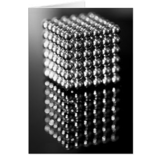 Cube Reflection Card