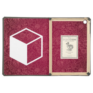 Cube Sideviews Pictogram Case For iPad Air