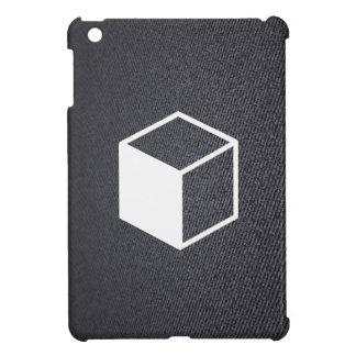 Cube Sideviews Pictogram iPad Mini Cases