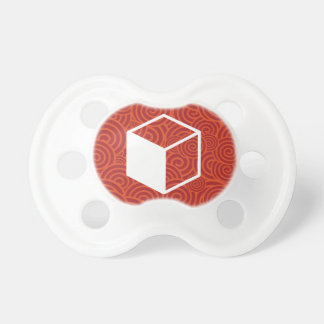 Cube Sideviews Pictogram BooginHead Pacifier