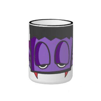 Cube Vlad Ringer Coffee Mug