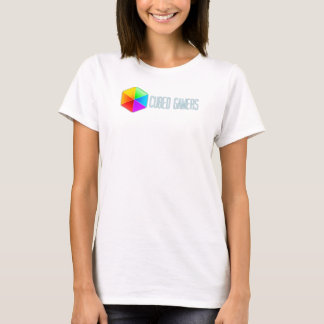 Cubed Gamers Women's T-Shirt