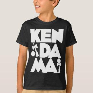 Cubed Kendama 2, white T-Shirt