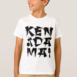 Cubed Kendama, black T-Shirt