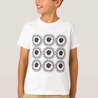 cubed turkey rings T-Shirt