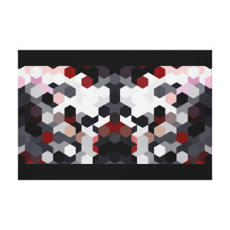 Cubes 6 canvas print